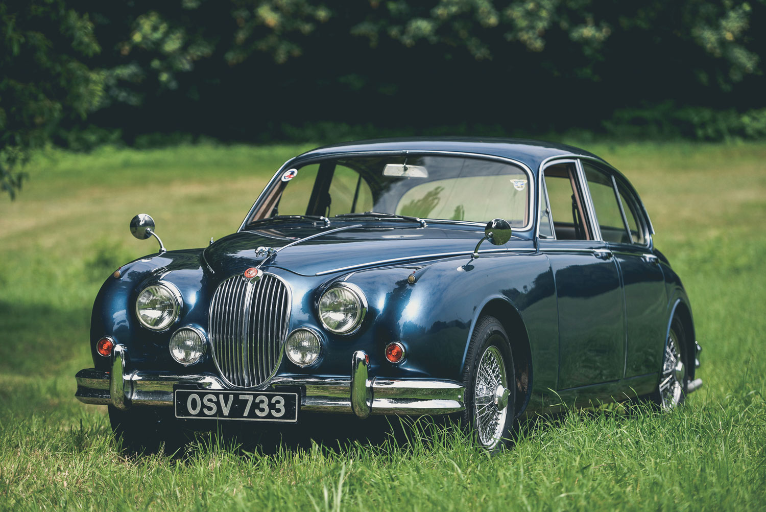 Classic Car Hire at Garden House